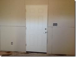 after inside door